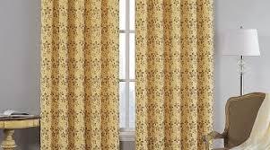 Gold Metallic Curtains 1 Curtain Panel Per Window 17 Best Ideas About Window