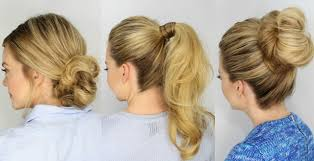 quick and easy hairstyles step by step inexpensive u2013 wodip com