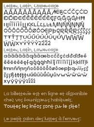 bureau fr schelter giesecke washington lettres angulaires typography
