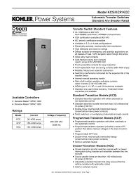 g11135 kohler power