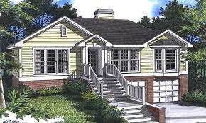 split level home plans sundale split level home plan 052d 0008 house plans and more