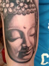 again buddha head tattoo design buddha head tattoo pinterest