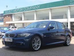 used bmw 3 series uk used bmw 3 series car 2008 blue diesel 325d m sport saloon for