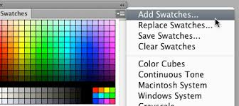 adobe creative suite share colors between cs5 programs