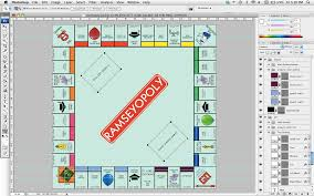 Monopoly Map How To How Hard And How Much How To Make A Personalized