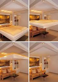 Space Saving Bedroom Furniture Ideas 25 Ideas Of Space Saving Beds For Small Rooms