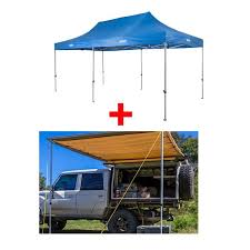 Awning Gazebo Adventure Kings Gazebo 6m X 3m Adventure Kings Awning 2x3m