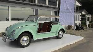 volkswagen beetle 1960 classics revealed 1960 volkswagen beetle jolly concept car youtube
