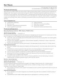 resume objective for patient service representative selected achievements resume free resume example and writing resume templates healthcare system administrator