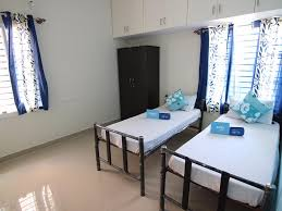 zolo co living spaces posh pg in hsr well furnished bangalore