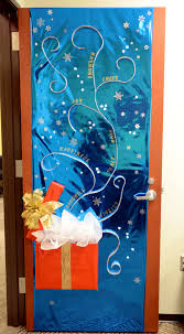 office door decoration christmas theme this is a photo of a