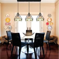 cozy industrial style dining room lighting house beautifull living