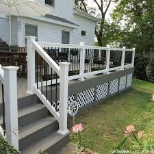 thinking about a new deck or replacing your old one wondering how