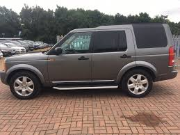 land rover discovery diesel used land rover discovery 3 suv 2 7 td v6 hse 5dr in rainham kent