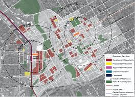 City Of San Jose Zoning Map by A Boom And A Turning Point For Downtown San Jose Spur