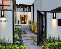 courtyard landscape design front yard landscaping ideas
