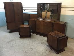 mid century modern bedroom set furniture style mid century