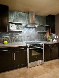 modern backsplash kitchen kitchen design stunning metal backsplash cheap backsplash ideas