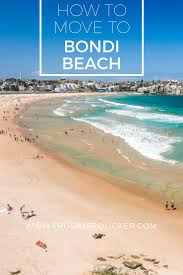how to move to bondi beach frugal frolicker