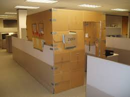 post grad problems i want a cardboard office house