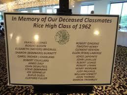 fundraising ideas for class reunions 9 best classmate memorial ideas images on memorial