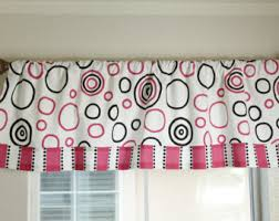 Curtains Valances Bedroom Bedroom Valances Etsy