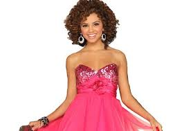 win a windsor dress windsor benny pink prom dress