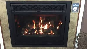 archgard 72 direct vent fireplace youtube
