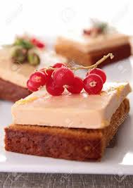 canap foie gras canape foie gras and gingerbread stock photo picture and royalty