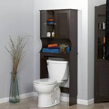 Bathroom Hutch Over Toilet Bathroom Oak Over The Toilet Storage Toilet Etagere Over