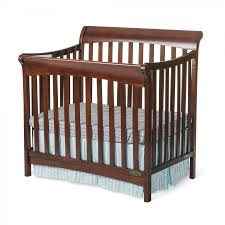 Mini Crib With Mattress by Free Ground Shipping Davinci Emily Convertible Mini Crib In Oak
