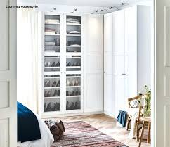 meuble angle chambre armoire d angle chambre penderie dangle pax l gauche 2103 cm l