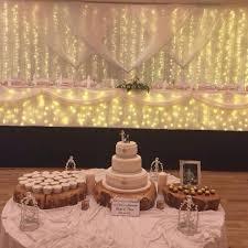 wedding backdrop fairy lights fairy light backdrops ireland eventful