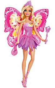 amazon barbie beautiful fairy barbie doll toys u0026 games