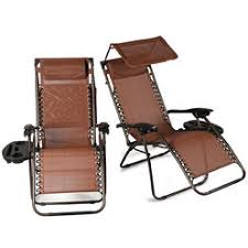 Zero Gravity Chair Oversized Caravan Canopy Oversize Zero Gravity Chair Brown