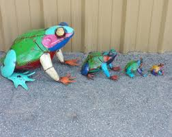 frog decor etsy