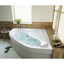 construire son jacuzzi baignoire balnéo baignoire balnéo spa et sauna leroy merlin