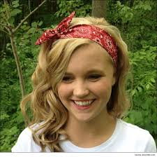 how to wear bandanas with bob hairstyles 10 different hair styles sport a new look this season