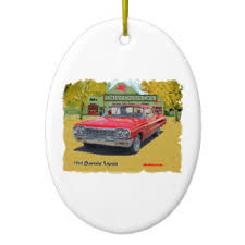 chevrolet impala ornaments keepsake ornaments zazzle