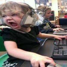 Angry Girl Meme - angry gamer girl meme generator