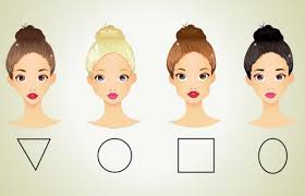face shape hairstyle right hairstyles for your face shape vanitee beauty trends
