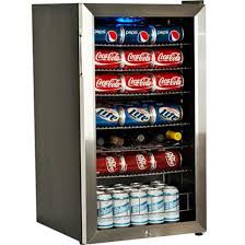 Glass Door Beverage Refrigerator For Home by Countertop Locking Glass Door Beverage Refrigerator Display