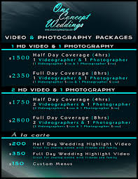 wedding videography prices wedding videography prices wedding photography