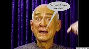 Ooh Face Meme - add speech bubbles to photo online thought bubble meme generator