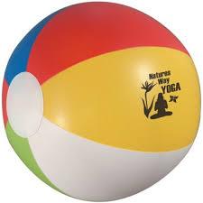 custom multicolor balls personalized in bulk promotional