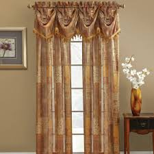 Burnt Orange Kitchen Curtains by Burnt Orange Kitchen Curtains Valances