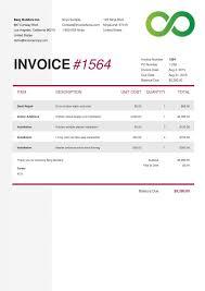 invoice design free template ideas india for website 1265 x saneme