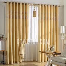 Light Yellow Sheer Curtains Catchy Curtains For Yellow Living Room Decorating With Bedroom Or