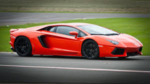 Lamborghini Aventador Drift - richard drives the lamborghini aventador series 17 episode 6