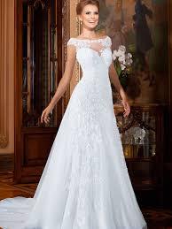robe de mari e l gante aliexpress buy vestido de noiva a line floor length